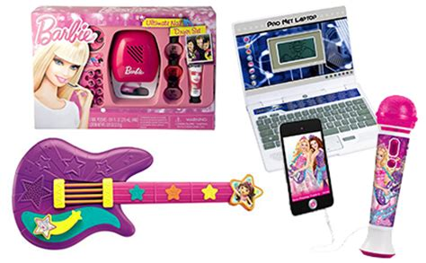 toys under 10 4 toy gifts under 10 barbie ultimate nail dryer set 6