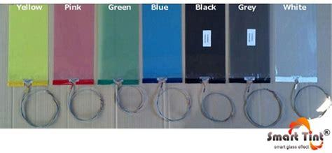 smart tint pdlc smart glass smart film electronic tint