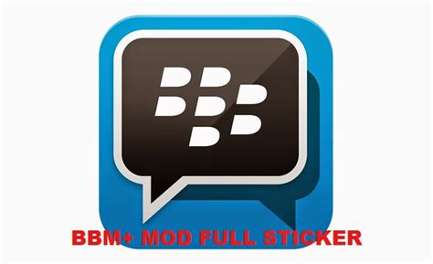 download game android mod tanpa root bbm mod full sticker tanpa root terbaru 2015 download