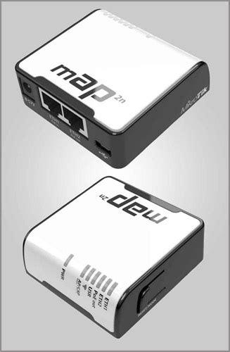 Router Kecil belajar mikrotik review singkat micro ap map 2n