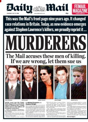 news latest headlines photos and videos daily mail online corrupt police jailed for 14 years after murder of stephen