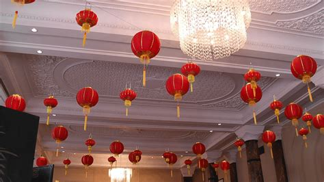 why does new year lanterns traditional lanterns at the grosvenor hotel