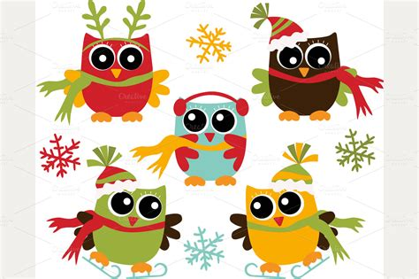 images of christmas owls owl christmas wallpaper wallpapersafari