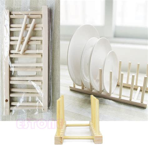 Wooden Plate Display Rack by Popular Plate Drainer Buy Cheap Plate Drainer Lots From