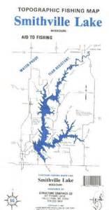 smithville map smithville lake fishing topo fishing maps maps