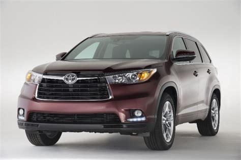 Cost Of Toyota Highlander 2014 Toyota Highlander Highlander Hybrid Pricing