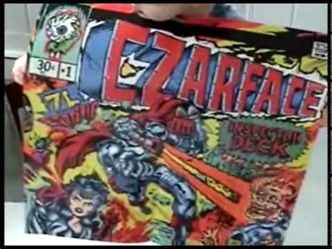Esoteric Czarface Vinyl - czarface figure x pop up cd x vinyl inspectah deck