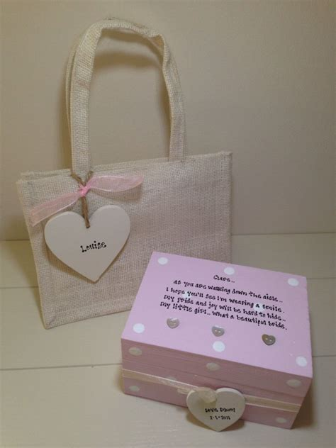 shabby chic gifts shabby personalised chic gift for the from wedding day