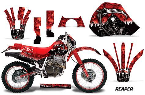 honda xrr graphics dirt bike decals honda xrr dirtbike graphics