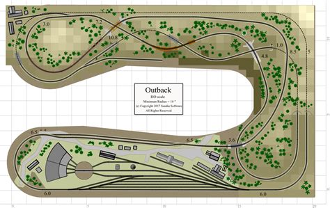 layout software sandia software cadrail model railroad layout design