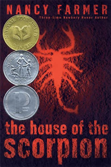 House Of The Scorpion by Space The House Of The Scorpion By Nancy Farmer