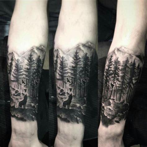471 best tattoo ideas images on pinterest forest tattoo