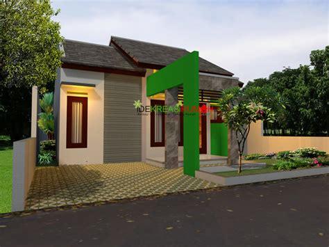 desain ekterior depan rumah desain fasad eksterior rumah tipe 54 ide kreasi rumah