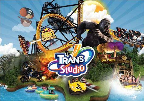 theme park bandung trans studio bandung theme park gokilbro