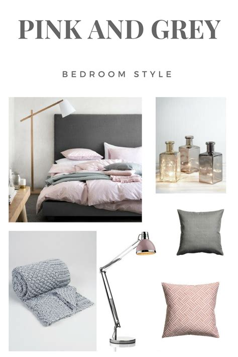schlafzimmer rosa grau dusty pink and grey bedroom style mummy and monkeys