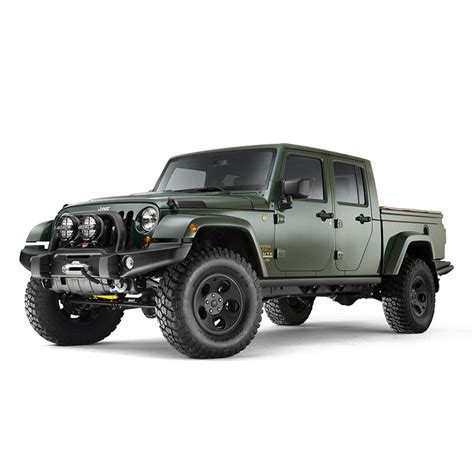 jeep brute 2018 filson x aev brute double cab the awesomer