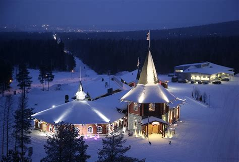 rovaniemi wallpaper experience the magical winter in finland finland tours