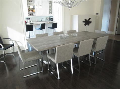 Modern Dining Chairs Toronto Yorkville Condo Contemporary Dining Chairs Toronto By Fisker International