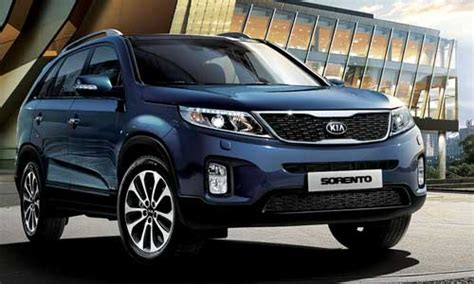 Kia Suv Car Kia Logo History Timeline And List Of Models