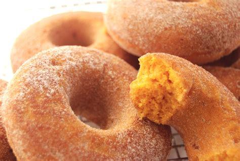 pumpkin donut recipe face book faves