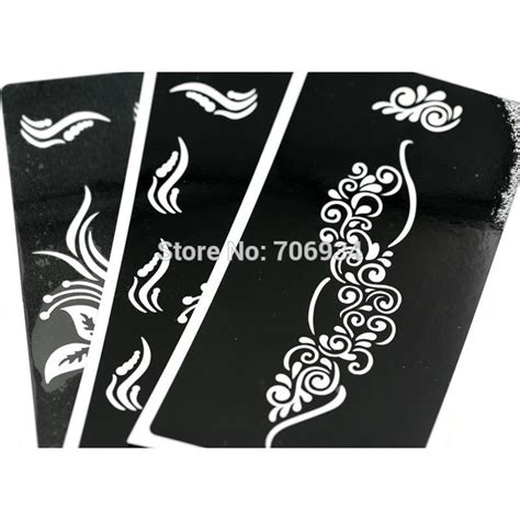 tattoo stencil paper in stores f stencils for panting paper 24pcs lot tattoo template