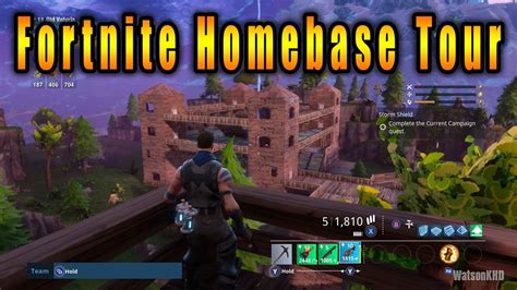 fortnite who made it fortnite valyria my homebase tour
