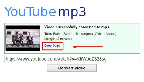download mp3 gigi semua itu bohong inilah cara mendownload mp3 di youtube tanpa menggunakan