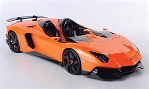 Lamborghini Aventador Orange Lamborghini Aventador J Orange 2012 Mr Collection Diecast