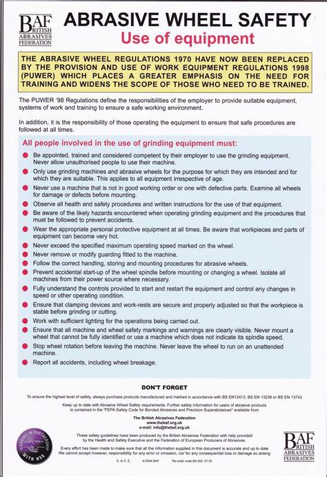 bench grinder safety procedures 100 bench grinder safety procedures milwaukee 4 1 2