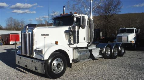 kenworth w900 2017 100 kw w900l for sale used trucks for sale w900 for
