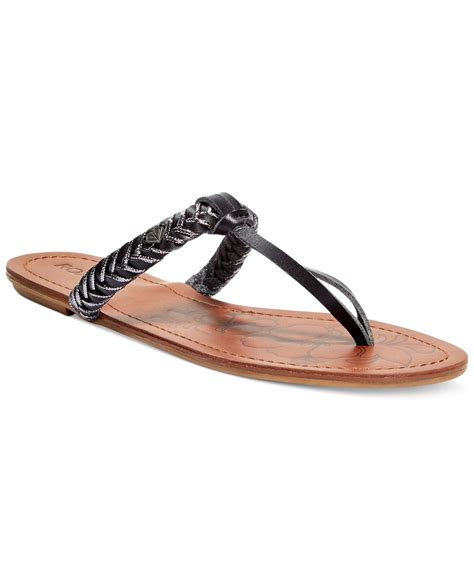 Jadde Sandals Aldo jade t braided sandals in black lyst
