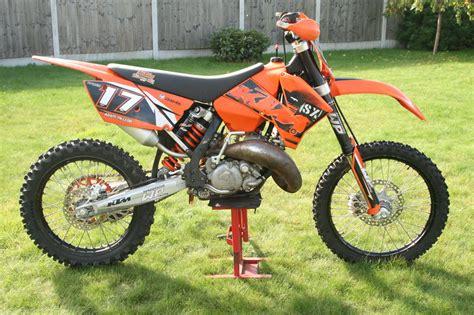 2006 Ktm 125sx Ktm 125 Sx