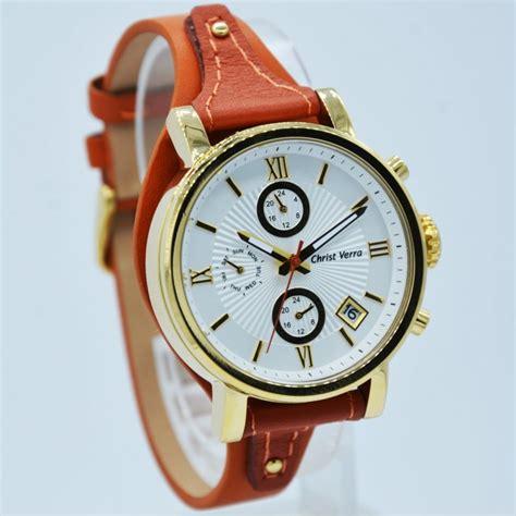 Verra 71054l 25 Slv Brn verra original jual jam tangan original fossil guess daniel wellington victorinox