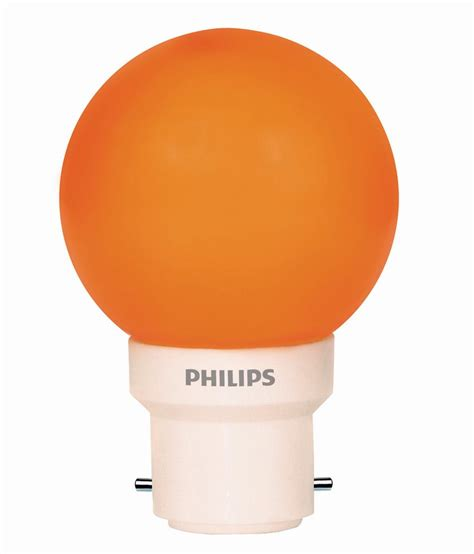 Lu Led Philips 5 Watt philips blue 0 5 watt led light bulb best price in india