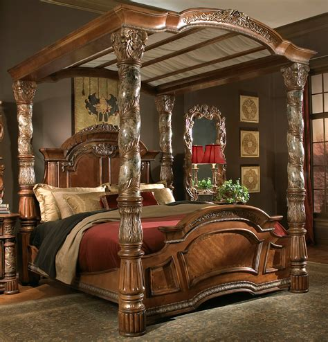 Bobs Furniture Route 46 by Bedroom And Traditional Style Of Canopy Bedroom