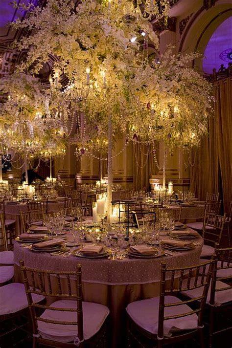 David Tutera   Elegant Crystal Event   Wedding Ideas