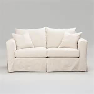 ethan allen slipcover sofa hton 74 quot sofa slipcover traditional sofas by