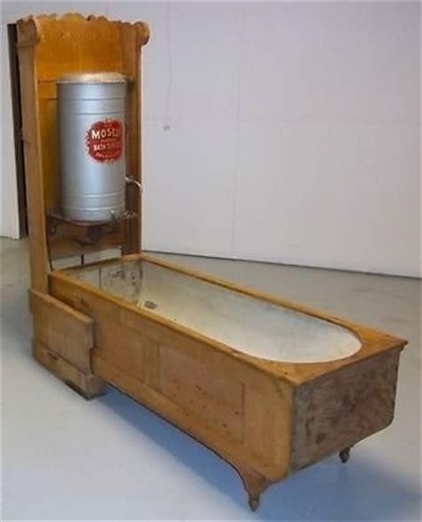 bathtub foldable antique mosely folding bath tub vintage stuff pinterest