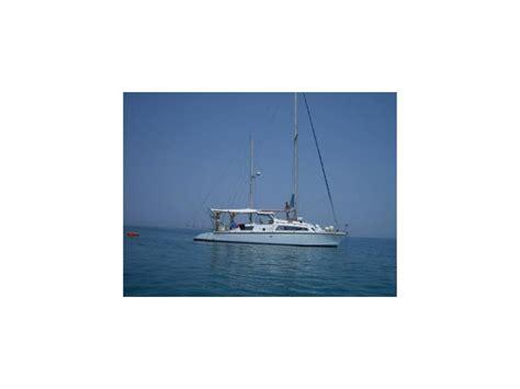 catamaran solaris 42 a vendre solaris 42 en sicile catamaran 224 voile d occasion 72031