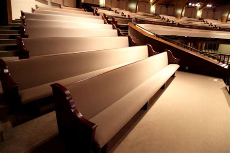 upholstery church pews pew upholstery cushions pads upholstering church furniture