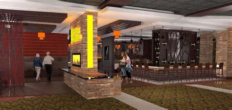 event center expansion planning  firelake grand casino