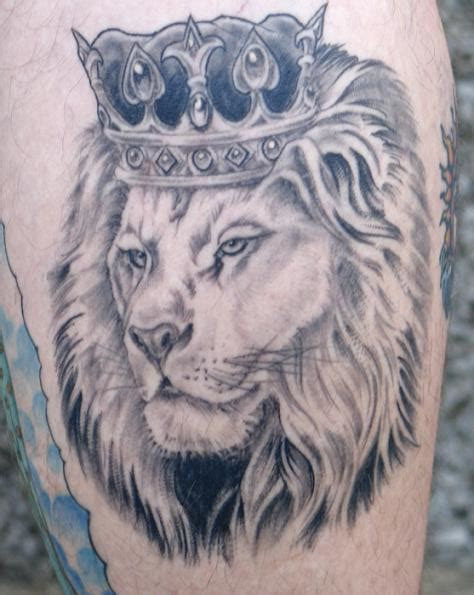 reason to choose lion tattoo designs