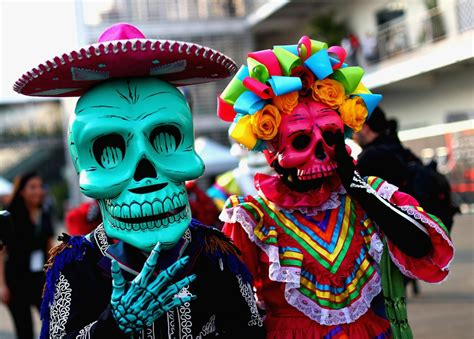 day of the dead photos of mexico s breathtaking day of the dead festival