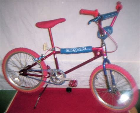 Crank Bmx 3pcs Merk Mongoose Complete Set 1978 team mongoose bmxmuseum
