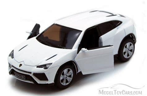 Lamborghini Urus White Kinsmart 5368d 1 38 Scale