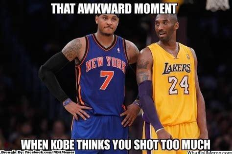 Carmelo Anthony Meme - nba meme of the week bouncyorangeball