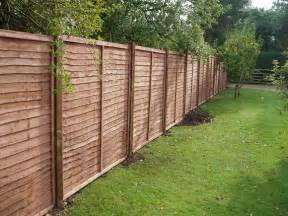 Trellis Fencing Panel Fencing West London Fencing