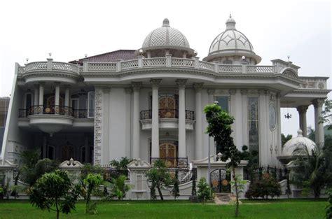 gambar desain rumah gaya eropa 6 desain rumah bergaya eropa paling populer di indonesia