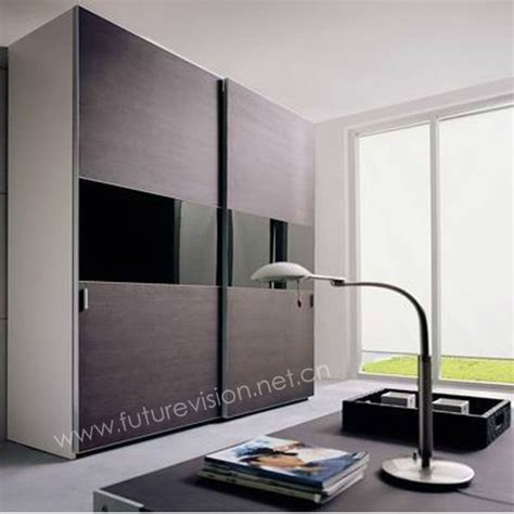 Modern Bedroom Closet Doors Modern Sliding Door Bedroom Wardrobe Cabinet Furniture
