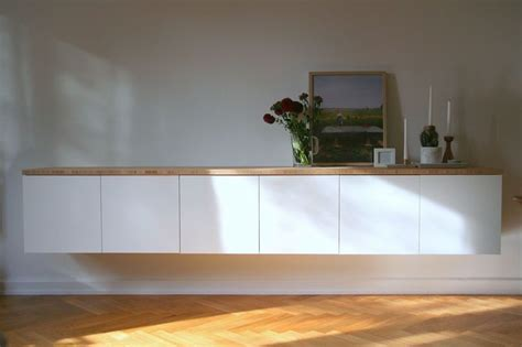 ikea floating sideboard best 25 floating wall shelves ideas on pinterest